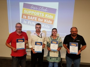 Child Safe Officer Course 2017